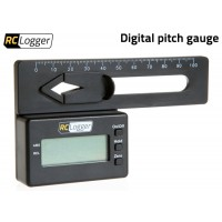 RC Logger (RL-40001RC) Digital Pitch Gauge