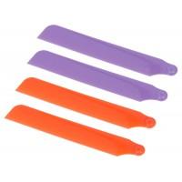 Skyartec (NANO-029) Main Blades Set (Red, Purple)