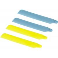 Skyartec (NANO-030) Main Blades Set (Blue, Yellow)