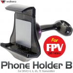 WALKERA (WK-PHONE-B) FPV DIY Video Phone Holder B for DEVO 4, 6, 6S, 7E Transmitter