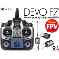 WALKERA (WK-DEVO-F7-FPV) DEVO F7 FPV Set