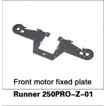 WALKERA (Runner 250PRO-Z-01) Front motor fixed plate