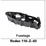 Walkera (Rodeo 110-Z-02) Fuselage