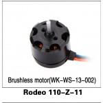 Walkera (Rodeo 110-Z-11) Brushless motor(WK-WS-13-002)