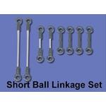 Walkera (HM-YS8001-Z-15) Short Ball Linkage Set